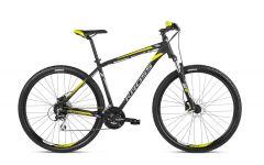 Bicicleta KROSS Hexagon 5.0 29'' XL Negru Grafit Lime 2021