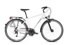 Bicicleta KROSS Trans 4.0 2021 28'' XL Negru|Gri 2021
