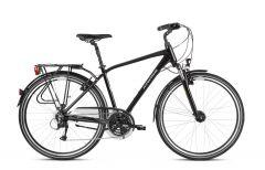 Bicicleta KROSS Trans 4.0 2021 28'' M Negru|Gri 2021