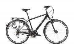 Bicicleta KROSS Trans 3.0 28'' M Negru|Gri 2021