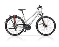 Bicicleta CROSS Amber trekking 28'' - 520mm
