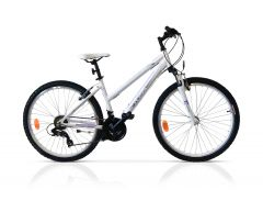 Bicicleta CROSS Julia 26'' - Alb/Mov 400mm