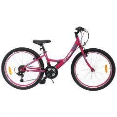 Bicicleta CROSS Alissa - 24'' junior - Roz