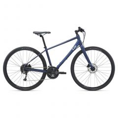 Bicicleta Oras Liv Giant Alight 1 DD Disc 28'' Eclipse 2021 - L