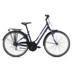 Bicicleta Oras Liv Giant Flourish FS 2 28'' Eclipse 2021 - XS