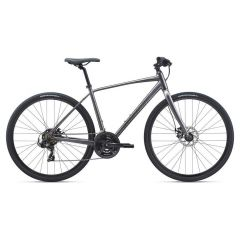 Bicicleta Oras Giant Escape 3 Disc 28'' Metallic Black 2021 - XL