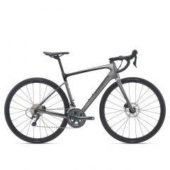Bicicleta Sosea GIANT Defy Advanced 3 28'' Charcoal 2021 - L