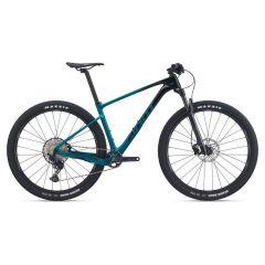 Bicicleta MTB GIANT XTC Advanced 2 29'' Teal/Carbon 2021 - S