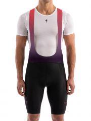 Pantaloni cu bretele SPECIALIZED Men's SL - Sagan Collection: Deconstructivism - Black L