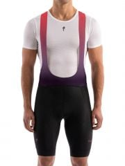 Pantaloni cu bretele SPECIALIZED Men's SL - Sagan Collection: Deconstructivism - Black XL