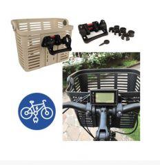 Cos suport Bellelli XL versiune e-bike