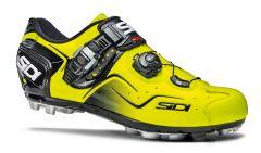 Pantofi ciclism SIDI Cape Mtb galben fluo 42.5
