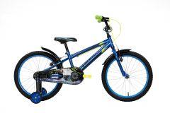 Bicicleta ULTRA Kidy 20 C-Brake Albastru