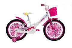 Bicicleta ULTRA Larisa 20 C-Brake Alb
