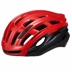 Casca SPECIALIZED Propero III with ANGi - Flo Red/Tarmac Black L