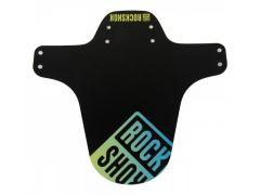 Aripa ROCKSHOX Mtb - Black with Yellow/Blue Fade Print