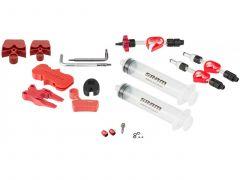 Kit aerisire SRAM Standard (includes 2 syringes/fittings, bleed blocks, Torx tool, crowfoot, Bleeding Edge Fitting) - SRAM X0/ XX/ Guide/Level/Code/HydroR/G2