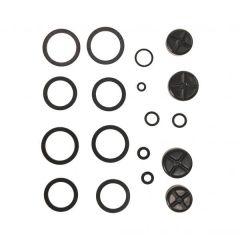 DISC BRAKE CALIPER PISTON KIT - (INCLUDES 2-16MM &2-14MM CALIPER PISTONS, SEALS & O-RINGS) - GUIDE R, RS, RSC(A1-B1), G2 RSC/ULT (A1)/G2 R/RS (A1)