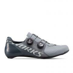 Pantofi ciclism SPECIALIZED S-Works 7 Road - Cool Grey/Slate 42
