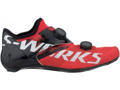 Pantofi ciclism SPECIALIZED S-Works Ares Road - Red 43.5