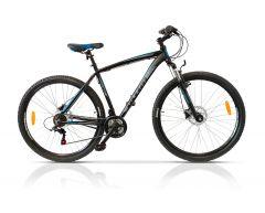Bicicleta ULTRA Nitro 29'' Hidraulic - Negru/Albastru 520mm