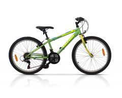 Bicicleta ULTRA Storm 24'' - Verde