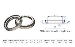 "Rulment cuvete FSA TH-800 ACB 1""1/8 36x45 singleS MR075"