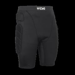 Pantaloni cu protectii TSG Crash Pant All Terrain - Black XS
