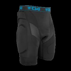 Pantaloni cu protectii TSG Mtb Crash Pant A - Black L