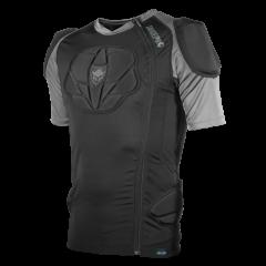 Tricou cu protectii TSG Tahoe Pro A S/S - Black M