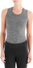 Maiou SPECIALIZED Women's Seamless Sleeveless Base Layer - Grey XS