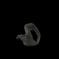Ratrape ZEFAL Toe-clips 45 Christophe - Negru L/XL