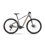 Bicicleta HAIBIKE SEET HardNine 6.0 (M) Titan (Bronz/Negru) 2019