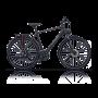 Bicicleta CROSS Travel man- 28'' trekking