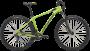 Bicicleta CANNONDALE Trail 7 29' (L) Verde Neon (Negru) 2019