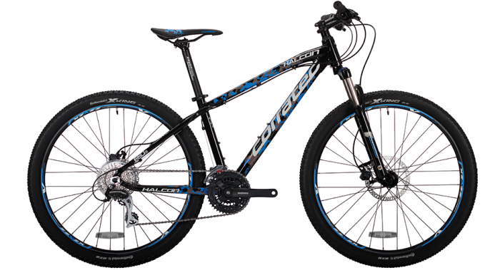 Bicicleta CORRATEC X-Vert Halcon 27.5