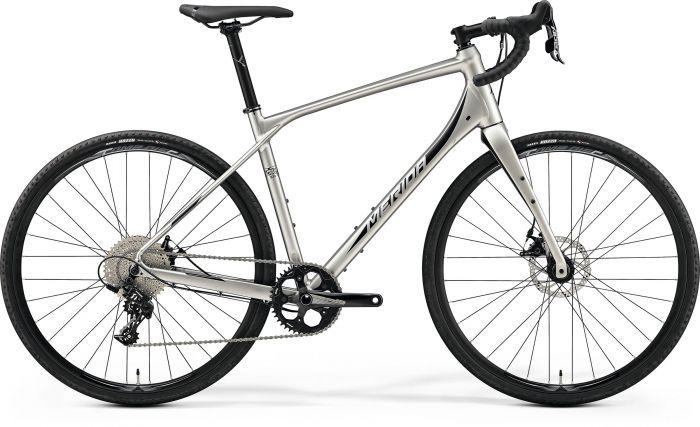 Bicicleta MERIDA Silex 300 S(47) Titan (Negru) 2019