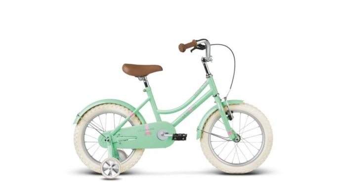 Bicicleta LE GRAND Annie Verde-Lucios 2020
