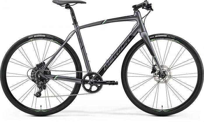 Bicicleta MERIDA Speeder 300 M/L(54) Antracit (Verde/Negru) 2019