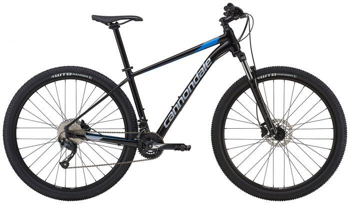 Bicicleta CANNONDALE Trail 7 29' (XL) Negru 2019