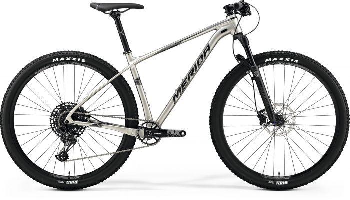 Bicicleta MERIDA Big Nine NX Edition 29' (M) Titan/Argintiu 2019