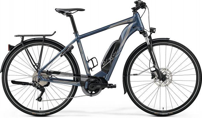 Bicicleta MERIDA eSpresso 200 EQ M(51) Albastru (Argintiu) 2019