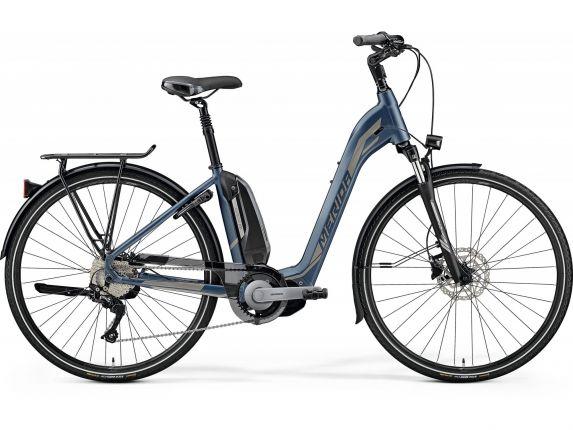 Bicicleta MERIDA eSpresso City 200 EQ M(49) Albastru (Argintiu) 2019