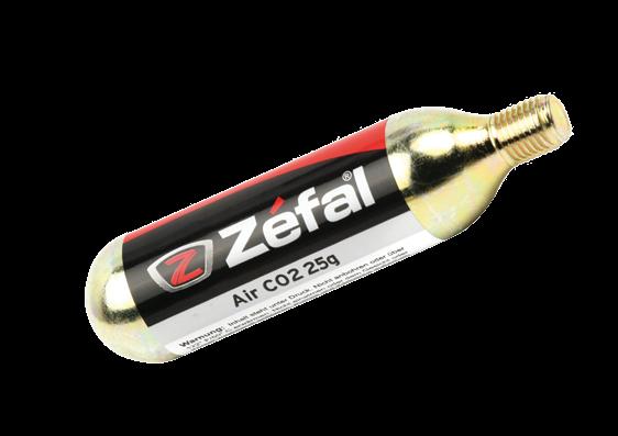 Cartus CO2 ZEFAL 25g