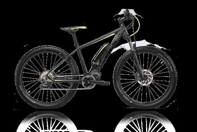 Bicicleta CROSS Element - 27.5'' Plus E-MTB - 440mm