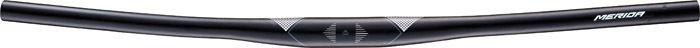 Ghidon MERIDA MTB Expert Flat  31.8x720mm Negru Mat/Lucios 285gr