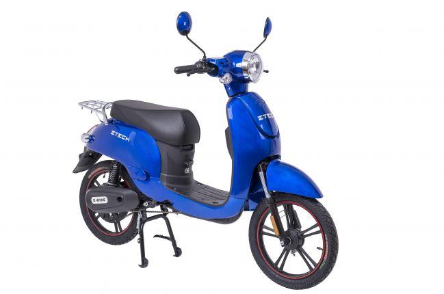 Bicicleta Electrica Z-TECH ZT-20AL LI-ION Albastru