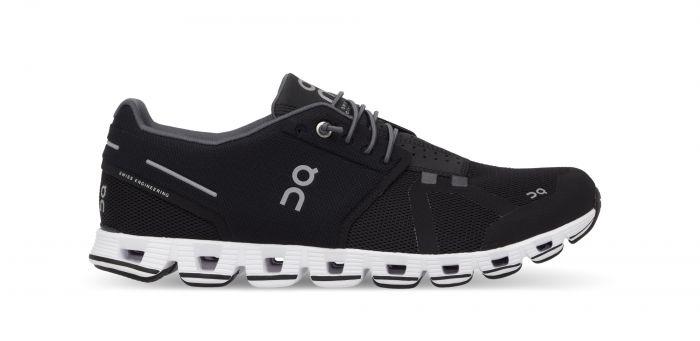 Pantofi Alergare ON Cloud Negru Alb - 42