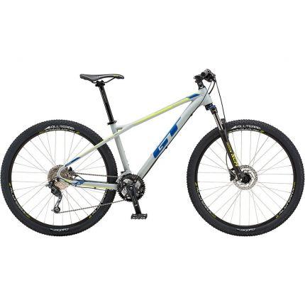 Bicicleta GT Avalanche Comp 29' (L) Gri/ Albastru 2019