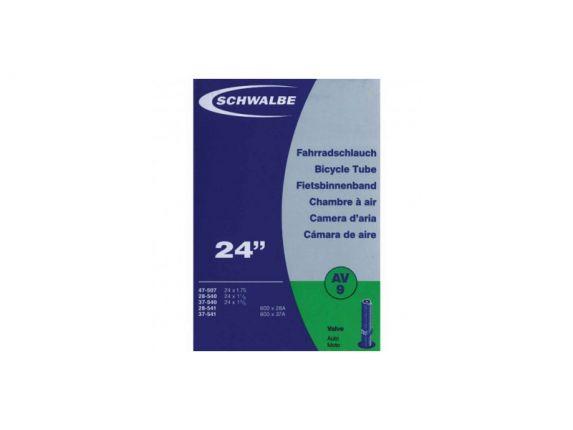 Camera SCHWALBE AV9 24'' (28/47-507/541) EK AGV 40mm